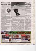 Minor Oaks Hockey Association houlse league playoff