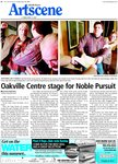Oakville Centre stage for Noble Pursuit