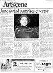 Juno award surprises director