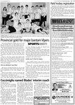 Provincial gold for major bantam Vipers
