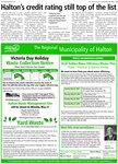 Halton's credit rating still top of the list