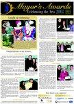 Mayor's Awards: celebrating the Arts 2007