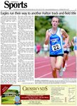 Eagles run their way to another Halton track-and-field title