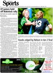 OT juniors hold off Blakelock rally: Red Devils win another rugby title