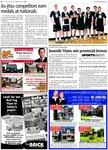 Juvenile Titans win provincial bronze