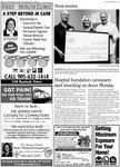 Hospital foundation canvassers start knocking on doors Monday