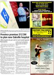 Province promises $12.5M to plan new Oakville hospital
