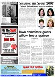 Town committee grants willow tree a reprieve