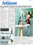 Young dancer accepted into National Ballet School