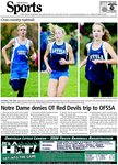 Cross-country regionals : leading the way