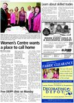 Women's Centre wants a place to call home