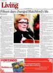 Fifteen days changed Blatchford's life