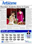 Sheridan students shine in Gypsy