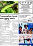 Town ready to battle with gypsy moths