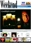 Candlelight concert: out of the dark