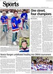 One street, four champions: Grainer Court hockey games pay off