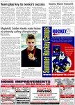 Mapletoft, Golden Hawks make history at university curling