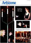 Lighting the way : at St. Jude's