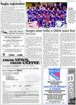 Rangers down Orillia in OMHA novice final