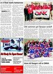 OAK swimmers get Olympian sendoff