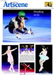 Broadway on ice: on with the show