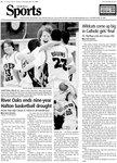 River Oaks ends nine-year Halton basketball drought : Bruins' boys edge Captain R. Wilson in all-Oakville final