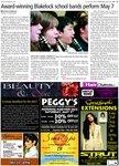 Award-winning Blakelock school bands perform May 7