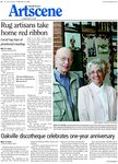 Rug artisans take home red ribbon