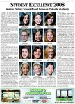 Student excellence 2008: Halton District School Board honours Oakville students