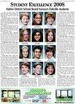 Student Excellence 2008: Halton District School Board honours Oakville students