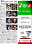 Student excellence 2008 : Halton District School Board honours Oakville students