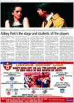 Abbey Park's the stage and students all the players