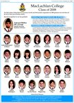 MacLachlan College: Class of 2008