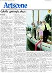 Oakville opening its doors
