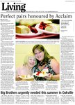 Perfect pairs honoured by Acclaim