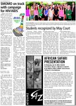Students recognized by May Court