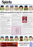 Whitecaps prepared to play for national crown