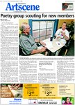 Poetry group scouting for new members
