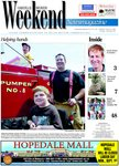 Helping hands: firefighters raise funds