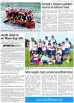 Locals close in on Mann Cup title