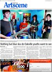 Rock on : Nothing but blue ska do Oakville want to see