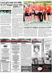 Pace makers : Canada Fit walkers set pace in K-W