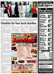 Chuckles for four local charities