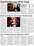 Brown plans to retire after election loss