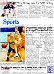 Determined Wildcats claim junior girls' basketball title