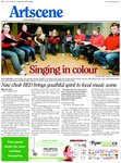 Singing in colour: new choir RED brings youthful spirit to local music scene