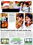 Sounds of Christmas: Young performers