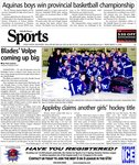 Appleby claims another girls' hockey title