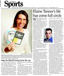 Elaine Tanner's life has come full circle
