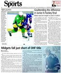 Midgets fall just short of OHF title